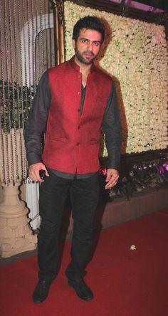 Harman Baweja at a Diwali Party, Nov, 12