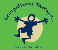 "DetailsPromote your office with ""Occupational Therapy. makes life better"" on acrylic tumblers. Perfect gifts for patients and staff! Pediatric Occupational Therapy, Pediatric Ot, Hand Therapy, Speech Therapy, Speech Language Pathology, Speech And Language, Ot Memes, Green Jobs, Have A Happy Day"