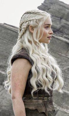Nouvelle tenue Daenerys