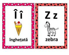 Ladybug Alphabet Posters in Romanian, Buburuza Postere cu Litere in Romana Second Grade Science, 2nd Grade Writing, 2nd Grade Reading, 2nd Grade Math, Insect Activities, Weather Activities, Insect Crafts, Bee Crafts, School Resources
