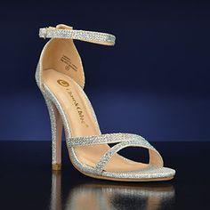 Hannah-1 by Chase and Chloe. Choose from the largest selection of wedding shoes from top designers at BridalShoes.com. In-stock styles ship same day.