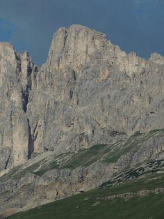 Rosengarten. Dolomitas