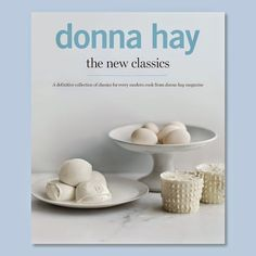Just before Christmas I was given the Donna Hay cookbook titled 'The New Classics.' While browsing through the cookbook I was in awe of her food photography. New Cookbooks, Ipad App, Food Industry, Fun Cooking, Cooking Classes, Cooking Games, Cookbook Recipes, Summer Desserts, Along The Way