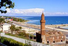 #EastTurkey - Tuğrul Bey Camii viewed from Ulu Camii, #Adilcevaz