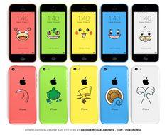 Insolite : Transformer son iPhone 5c en Pokémon
