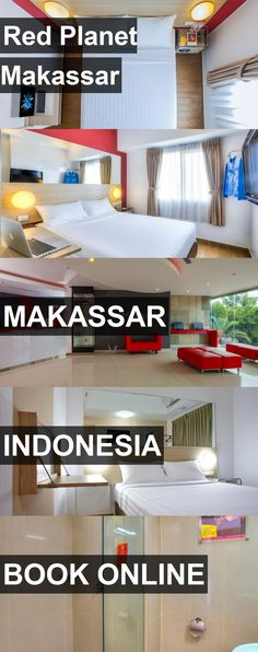 Hotel Red Planet Makassar in Makassar, Indonesia. For more information, photos, reviews and best prices please follow the link. #Indonesia #Makassar #travel #vacation #hotel