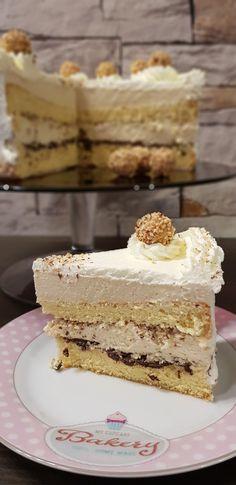 Krispie Treats, Rice Krispies, Baileys, Vanilla Cake, Food And Drink, Sweets, Desserts, Pie, Book Cakes