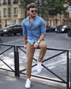 Best business casual outfits for men 01 be stylish fashion, Outfits Hombre Casual, Casual Outfit For Men, Outfits For Men, Fashionable Outfits, Casual Dresses Men, Men's Casual Wear, Casual Clothes For Men, Mens Fall Outfits, Casual Look For Men