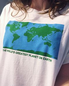 The worlds greatest planet on earth