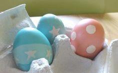 Huevos pintados, receta opilla de San Marcos, decorar opilla, opilla Irun, nidos de chocolate, huevos pintados, blog de repostería