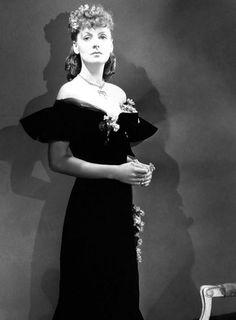 """Greta Garbo in """"Anna Karenina"""" (1935)"""