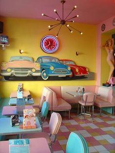 50年代風
