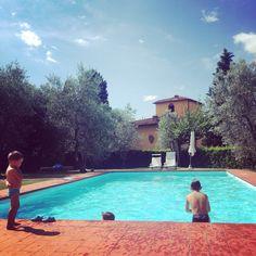 Villa la Querce Tuscany www.alidifirenze.fr