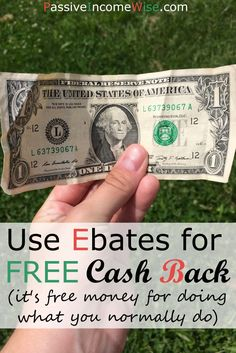 Finding ways of saving money is one of my favourite hobbies. A few months back I've found Ebates and since then I've been using it every month. That's why I am publishing this Ebates review for all my readers.  Every month I try to squeeze some money back by using Ebates and it has saved me already more than $300.