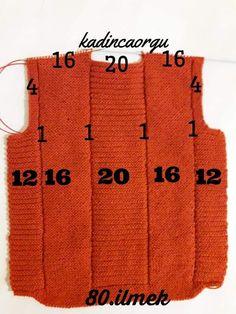 Yelek Baby Vest, Baby Cardigan, Lace Knitting, Diy And Crafts, Facebook, Pattern, Vest Coat, Boleros, Sweater Vests