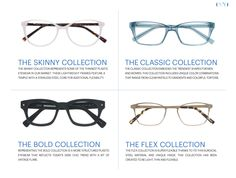 The Eco Collections! #specs #glasses #eyewear #eco #modo