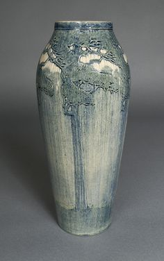 [from the Smithsonian exhibit: 'Women, Art, and Social Change: The Newcomb Pottery Enterprise']