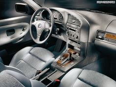 Superior E36 BMW 3 Series   Interior