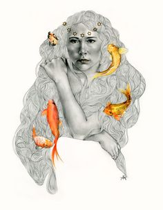Illustrations by Patricia Ariel
