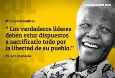Nelson Mandela en 12 frases - culturizando.com | Alimenta tu Mente