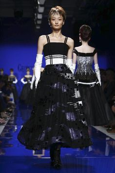 Georges Chakra Couture Fall Winter 2015 Paris - NOWFASHION