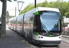 The tram in Nantes!