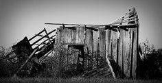 Old barn.   Greene County, Indiana