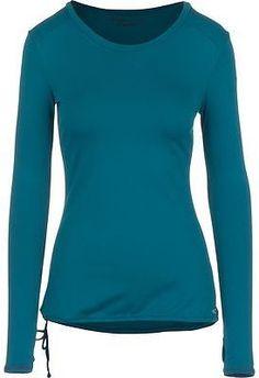 O'Neill O'Neill Supreme Light Layer Shirt - Long-Sleeve - Women's Deep Teal M