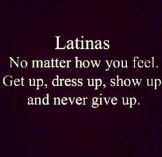Latina Proud!