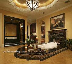 Bathrooms Powder Master Pool
