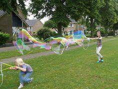 Al plannen aan het smeden voor een #kinderfeestje? Met de #lente start het #superbellen seizoen weer! #aftellen #12