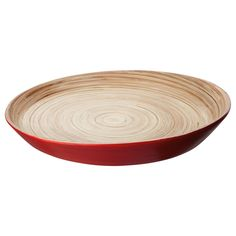 VINÄGER Dish, bamboo, red $6.99 Article Number: 401.865.48 Read more Size 13""