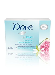 If you're wondering how to get soft skin and a fresh, revitalized feel, try Dove Go Fresh Restore Beauty Bar. Dove Products, Dove Go Fresh, Skin So Soft, Beauty Bar, Restore, Restoration