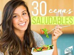 30 Cenas saludables, ligeras y deliciosas | i24Web
