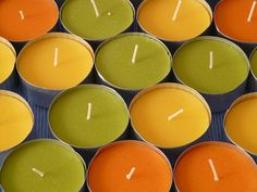Many candles created with paraffin or paraffin blend. &qout;Paraffin wax is a white or colorless soft solid derivable from petroleum, coal or oil shale, that consists of a mixture of hydrocarbon molecules containing between twenty and forty carbon atoms.&qout; This wax is inexpensive so therefore, it is often…