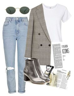 """Untitled #4893"" by theeuropeancloset on Polyvore featuring RE/DONE, Acne Studios, H&M, Chloé, Louis Vuitton, Gianvito Rossi, ASOS, Gucci, Yves Saint Laurent and Mulberry"