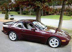 My 1988 Porsche 944 Turbo S