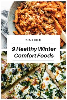 If you are craving delicious food but want to keep it healthy, check out these 9 healthy winter comfort foods for your cold winter nights.