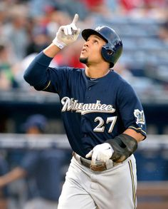 Carlos Gomez - Milwaukee Brewers