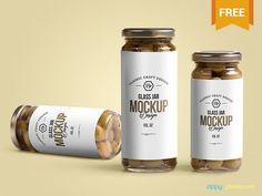 Free-Glass-Jar-Mockup