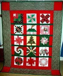 christmas quilt blocks - Google Search