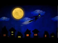 Very Nice Video and cute also specially how the Boy looks to the Witch flies on a broom...