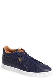 free shipping 05ffd e18dd PUMA   Stepper Classic Sneaker   HauteLook