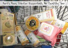Burt's Bees Winter Essentials For Healthy Skin - Farmer's Wife Rambles