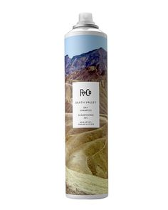 R+Co Death Valley Dry Shampoo is one of the best out there!  If you want sexy, tousled texture in your hair... Death Valley is for You!!!