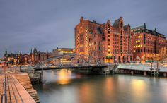 Hafencity Cities In Germany, Most Beautiful Cities, Travel Destinations, Around The Worlds, Pictures, Cities, Hamburg, Monuments, Missing Someone