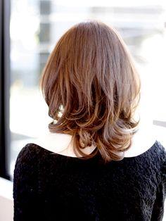 春髪ミディアム