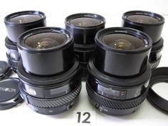 5L92DC MINOLTA 35-70mm F4 レンズまとめて5本 ジャンク_画像1
