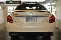#C63S Rear View!