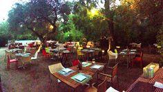 Jardín de El Olivar de Castillejo #Madrid, foto cortesía de @Helen Vásquez #verano #MadridSeduce